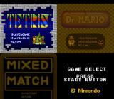 Tetris & Dr. Mario SNES Select your classic game!