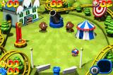 Mario Pinball Land Game Boy Advance A peaceful amusement park is the visual of the 1st stage.