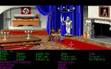 Indiana Jones and The Last Crusade: The Graphic Adventure DOS Closer to death