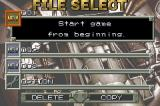 Metal Slug Advance Game Boy Advance Select any slot to save your game and turn on the Auto Fire function in OPTION...