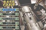 "Metal Slug Advance Game Boy Advance This is the main ""Base Camp"" menu, your survival kit during the game: save your progress, start a mission etc."