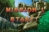 Metal Slug Advance Game Boy Advance What an immense tank! But this is the 1st boss...