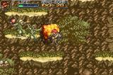 Metal Slug Advance Game Boy Advance Tyra was damaged for an explosive enemy attack. Ugh...