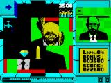 Split Personalities ZX Spectrum Connect correct items together to get the bonus points