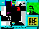 Split Personalities ZX Spectrum Connect two diamonds and the time limit will be raised