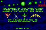 Space Invaders Game Boy Advance Starring... the invaders!