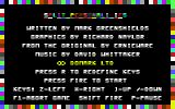 Split Personalities Commodore 64 Credits+Options