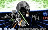 Star Wars: Return of the Jedi Commodore 64 Title screen