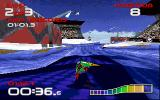 WipEout DOS Third-person view