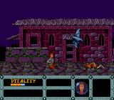 Night Creatures TurboGrafx-16 Lots of bats 'n' rats.