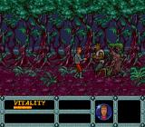 Night Creatures TurboGrafx-16 The first boss you'll encounter is this tree.