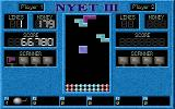 Nyet 3: The Revenge of the Mutant Stones DOS Invisible obstacles