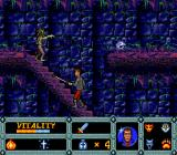 Night Creatures TurboGrafx-16 In the Catacombs