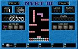 Nyet 3: The Revenge of the Mutant Stones DOS Invisible obstacles after using the Red Paint powerup
