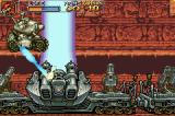Metal Slug Advance Game Boy Advance Kaladgolg is the name of this enormous tank: it's Mission 3's boss.