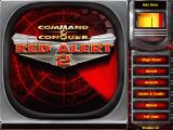 Command & Conquer: Red Alert 2 Windows Main menu