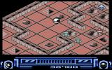 Incredible Shrinking Sphere Commodore 64 Avoid the various (and deadly) creatures located in the maze