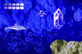 SEGA Smashpack Game Boy Advance Ecco the Dolphin: These glyphs provide valuable information and block your way--usually not at the same time.