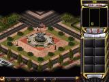 Command & Conquer: Red Alert 2 Windows American citizens standing by peacefully, but not for long...