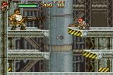 Metal Slug Advance Game Boy Advance The final showdown against Allen Jr.