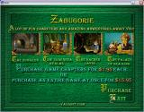 Zabugorie: The Fairy Planet Windows A prompt to register your game is shown when you exit.
