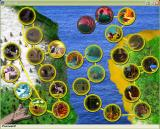 Zabugorie: The Fairy Planet Windows The complete map is visible in a registered game