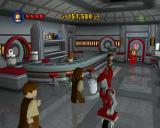 LEGO Star Wars: The Video Game Windows Dexter's Dinner. Good place to start the game.
