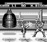 Street Fighter II Game Boy Chun-Li's fast kicks is a possible barrier to transpose, but the player needs some luck...
