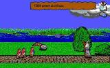 J.R.R. Tolkien's War in Middle Earth DOS War in Middle Earth Screenshot