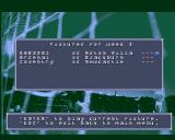 Fantasy Manager: The Computer Game Amiga Fixtures