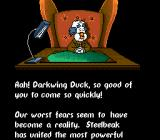 Disney's Darkwing Duck TurboGrafx-16 Your mission