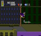 Disney's Darkwing Duck TurboGrafx-16 MegaVolt's area