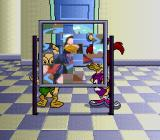 Disney's Darkwing Duck TurboGrafx-16 Puzzle Solving