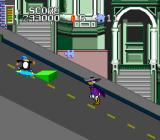 Disney's Darkwing Duck TurboGrafx-16 Tuskerninni's Street