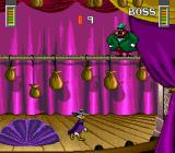 Disney's Darkwing Duck TurboGrafx-16 Battle with Tuskerninni