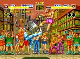 Fatal Fury Neo Geo Hitting the opponent with Terry's Crack Shoot is cool!