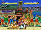 Fatal Fury Neo Geo Joe Higashi's walking sweep.