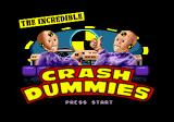 The Incredible Crash Dummies Genesis Title