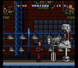 The Incredible Crash Dummies SNES Boss