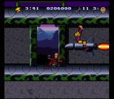 The Incredible Crash Dummies SNES Didn't you read the sign back there? No Missile Riding!