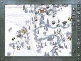 Panzer General II Windows Battle scene