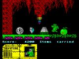 Little Puff in Dragonland ZX Spectrum All of these objects are really needless