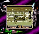Killer Instinct Game Boy B. Orchid throws your Lasaken in T. J. Combo: can she damage him?