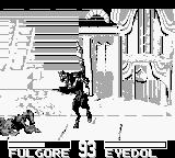 Killer Instinct Game Boy Eyedol, the main event of the game.