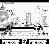 "Killer Instinct Game Boy Simultaneous ""fireballs""."