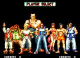 Fatal Fury 2 Neo Geo Selecting a fighter: a new cast of characters is available now!