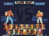 Fatal Fury Special Neo Geo The cast of characters increased: now you can play with the previous games bosses (Geese, Krauser etc.)!
