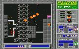 Plutos Atari ST When you die (ship goes red) the ship keeps flying