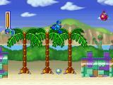 Mega Man 8: Anniversary Edition PlayStation Walking across treetops