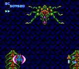 Blazing Lazers TurboGrafx-16 Third Level Boss
